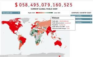 Sổ nợ Việt Nam